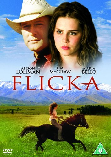 Flicka [DVD] by Tim McGraw