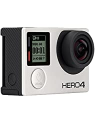 GoPro HERO4 Silver Edition Music Actionkamera (12 Megapixe, 41,0 mm, 59,0 mm, 29,6 mm)