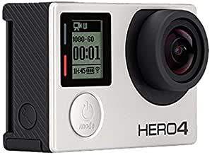 GoPro HERO4 Silver Edition Music Actionkamera