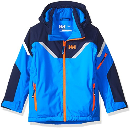 Helly Hansen Jr Roc Giacca, Blu (Racer Blue), 176/16