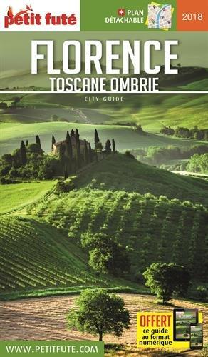 Petit Futé Florence Toscane-Ombrie (1Plan détachable)