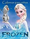 Frozen Colorear para ninos: Este hermoso A4 60 página colorear libro para niños colorear con todos tus personajes favoritos. Así que lo que espera ... vas agarrarlos lápices y empezar a colorear.