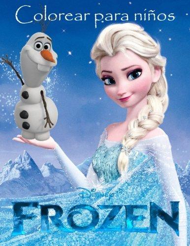 Frozen Colorear para ninos: Este hermoso A4 60 página colorear libro para niños colorear con todos tus personajes favoritos. Así que lo que espera … vas agarrarlos lápices y empezar a colorear.