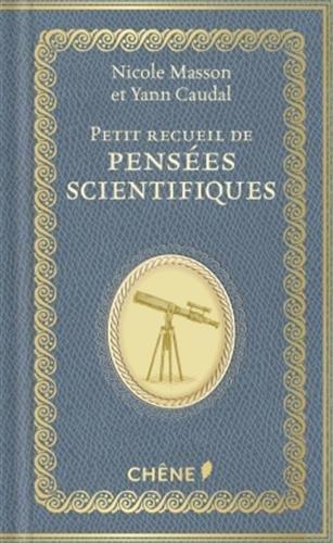 Petit recueil de penses de scientifiques