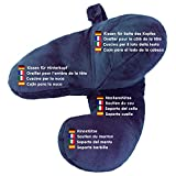 J-pillow, Travel Pillow - British Invention of the Year 2013 - (Navy) Bild 7