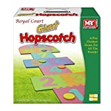 Giant Hop Scotch Interni Esterni Giardino Family Fun Hopscotch Game Set Foam Mat