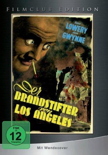Preisvergleich Produktbild Der Brandstifter von Los Angeles - Filmclub Edition 8