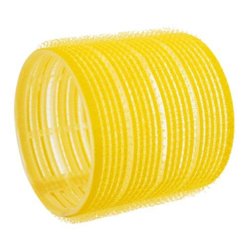 Comair Haftwickler Jumbo 66 mm, gelb Haftwickler Jumbo 66 mm, gelb 6er Beutel