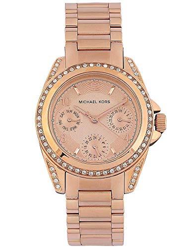 MICHAEL KORS Damen Armbanduhr Blair Rosegold MK5613