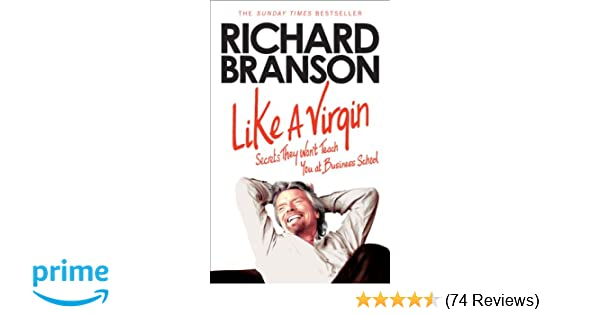 key elements of richard branson leadership style