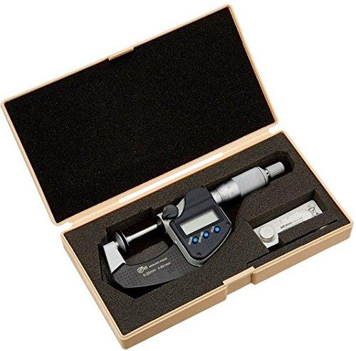 Preisvergleich Produktbild Gowe Disk Mikrometer Reichweite: 0–25mm, Genauigkeit: ¡à4 M