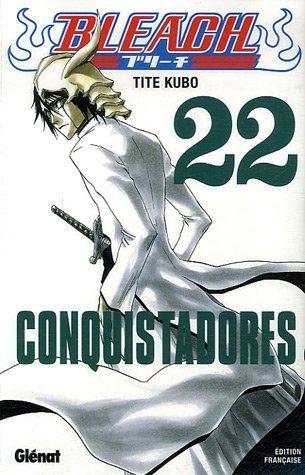 Bleach, Tome 22 : Conquistadores