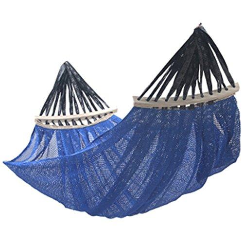DFHHG@ Hängematte, Outdoor Rollover Lüftung Mesh Double Erweiterung erhöhen Indoor Sleeping Swing 280 * 150 cm (Farbe : #2) -