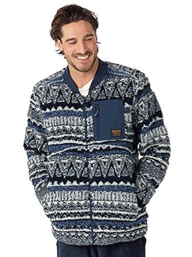 Burton Herren Fleecejacke Grove Fleece Jacket