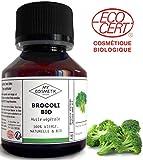 Huile végétale de Brocoli BIO Cosmétique - MyCosmetik - 50 ml