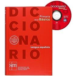 Diccionario Básico Primaria + CD - 9788467541274