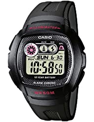 Casio Collection Herren-Armbanduhr Digital Quarz W-210-1CVES