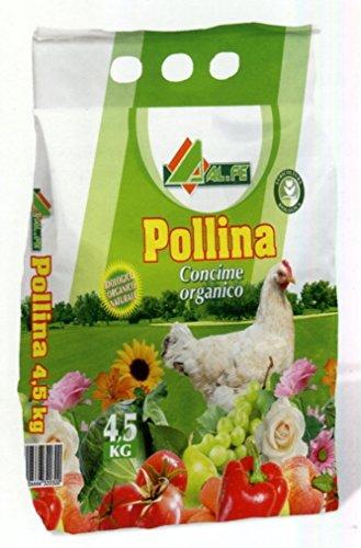 Alfe - Pollina - Engrais organique - 4,5 kg