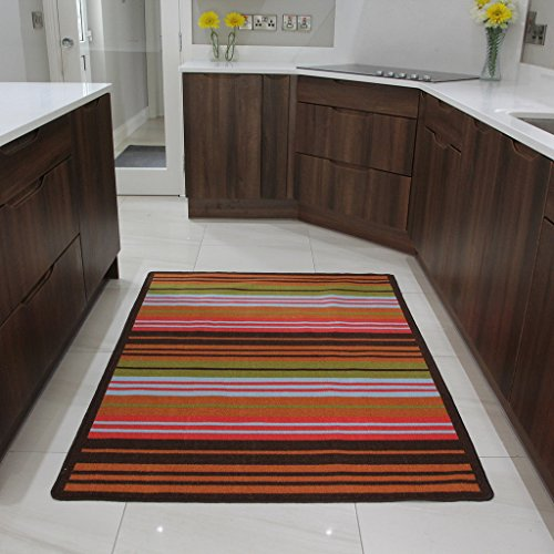 rust-orange-multi-coloured-stripe-cheap-anti-slip-rubber-machine-washable-kitchen-mat-luna-6-sizes