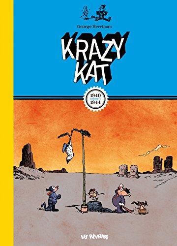 Krazy Kat - 1940-1944, volume 4 par George Herriman