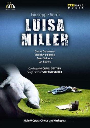 VERDI: Luisa Miller [Live from Malmö Opera, Sweden, 2012) Preisvergleich