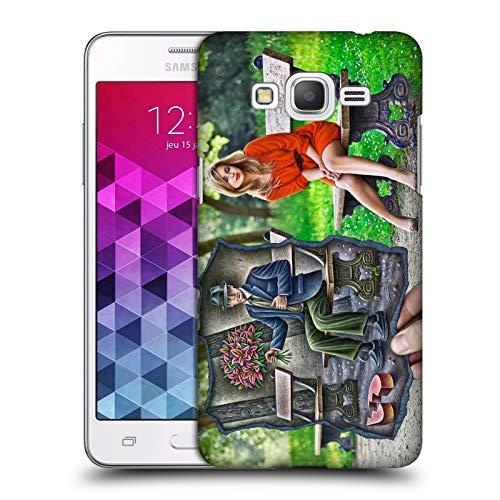 Head Case Designs Offizielle Ben Heine Park Bleistift Gegen Kamera Ruckseite Hülle für Samsung Galaxy Grand Prime