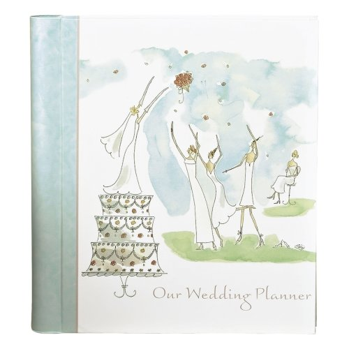 CR Gibson Hochzeitsplaner für Brautpartys