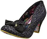 Irregular Choice Damen Kanjanka Pumps, Schwarz (Black C), 40 EU