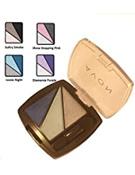 Avon Eye Dimensions Eyeshadow Trio (Show Stopping Pink)