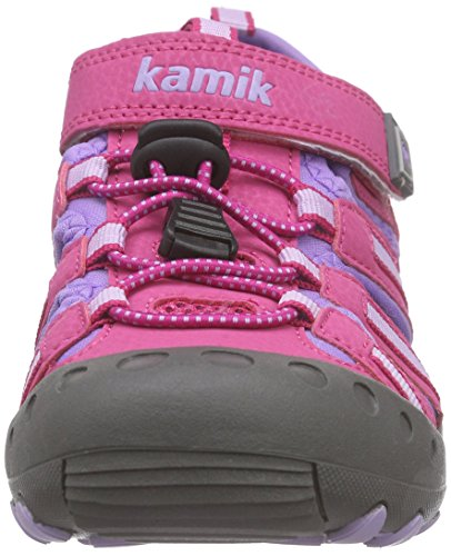Kamik Crab, Sandales fermées mixte enfant Pink (FUCHSIA/FUS)