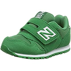 New Balance Kv373v1i, Zapatillas Unisex Niños, Verde (Green), 27.5 EU