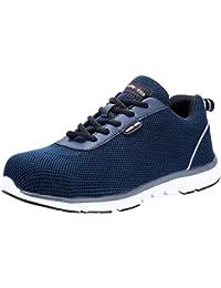 Amblers - Zapatillas de trabajo/Seguridad laboral modelo FS701 Skarn para hombre (39 EU/Azul)