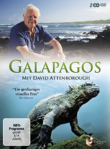 Galapagos – mit David Attenborough [2 DVDs]