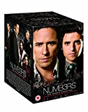 Numb3rs - Numbers - The Complete Series / Komplettbox - Season 1-6 in Englisch - Staffeln 1-3 auch in Deutsch [EU Import]