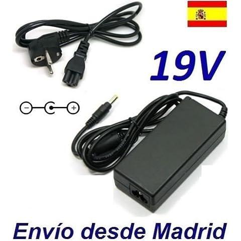 Cargador Corriente 19V Reemplazo Acer ADP-45HE PA-1450-79 Recambio