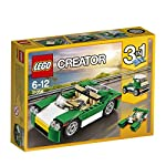 LEGO-Creator-31056-Decappottabile-Verde