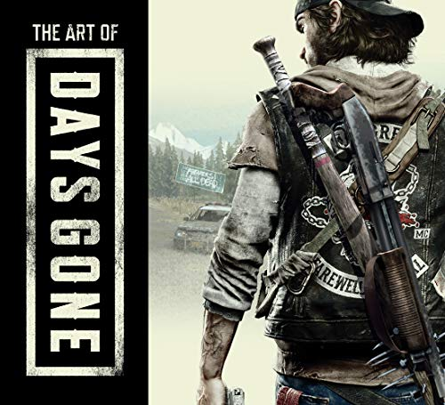 The Art Of Days Gone por BEND STUDIO