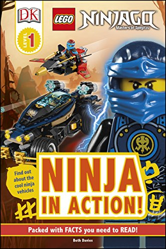 LEGO NINJAGO Ninja in Action! (DK Readers Level 1) (English ...