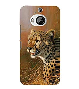 Fuson 3D Designer Back Case Cover For HTC One M9 PLUS