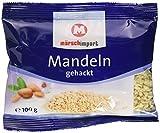 Maersch Mandeln gehackt, 5er Pack (5 x 100 g)