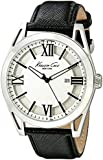 Kenneth Cole New York Men's KC8072 Classic Analog Display Japanese Quartz Black Watch