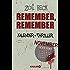 Remember, remember: Kalender-Thriller: November (KNAUR eRIGINALS)