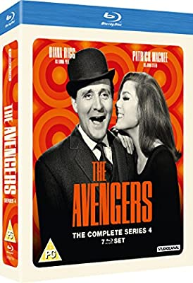 The Avengers Series 4 [Blu-ray]