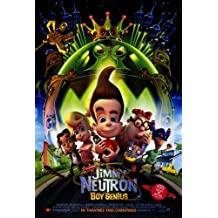 Jimmy Neutron: Boy Genius Poster (27 x 40 Inches - 69cm x 102cm) (2001)