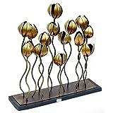 Wood Land Metal Home Decorative Article,Metal,Size 11 X 43x44 Cm (WVD-10)