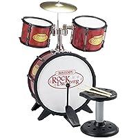 Bontempi Schlagzeug mit Hocker preisvergleich bei kleinkindspielzeugpreise.eu