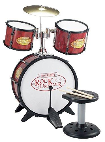 Bontempi Schlagzeug mit Hocker Preisvergleich