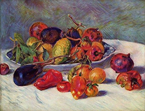 Pierre Auguste Renoir - Fruit Still Life - Extra Large - Matte Print