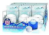 Baseball Silicone Ice Mold - Ice Cube - Sport Ice Mold