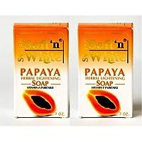 Swiss Soft N White Papaya Herbal Lightening
